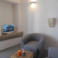 Gîte Orange- salon