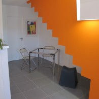 Gîte Orange-Table et dada