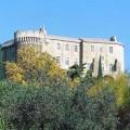 Le château de Suze