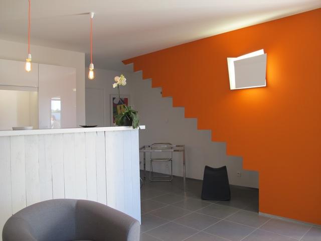 Gîte Orange - Vue générale