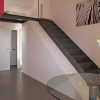 Gîte Framboise-Escalier
